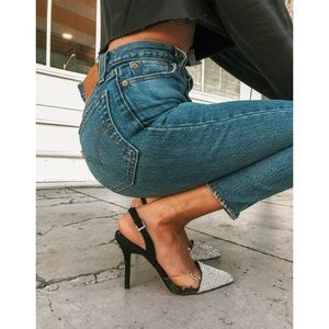 LEVI'S Wedgie Icon Jean in These Dreams Size 32